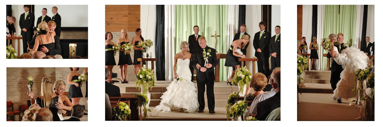 Bird shay wedding