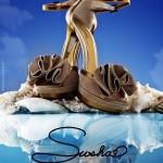 Shoe catalog photography