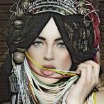 High fashion beauty photography