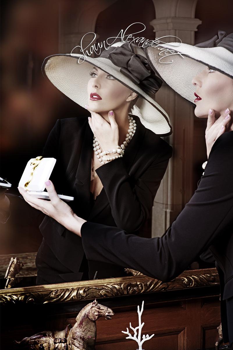 Fashion Portrait Photography- Shaun Alexander