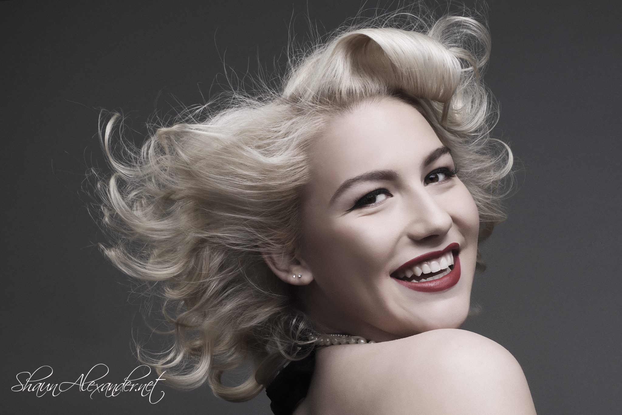 Marilyn Monroe Style photography